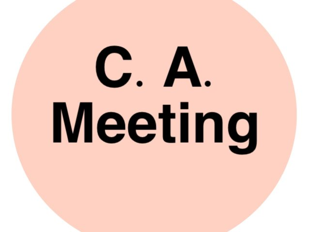 CA Meeting