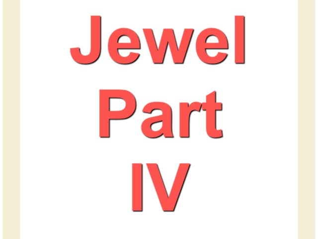 Protected: Jewel Part IV