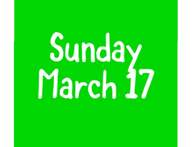 Protected: Sunday March 17